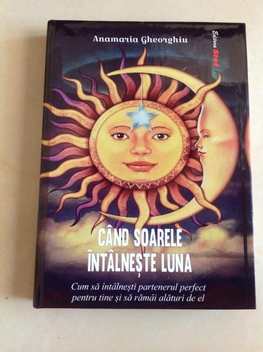 Apariție editorială: Când Soarele întâlnește Luna (Cum să întâlnești partenerul perfect pentru tine și să rămâi alături de el)