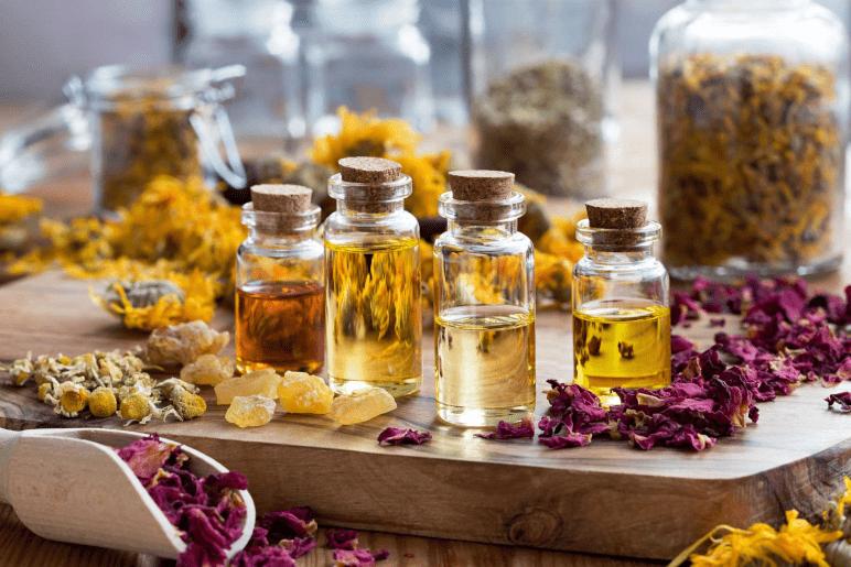 Ayurveda și Aromaterapie